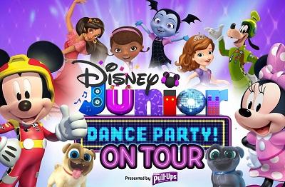 DISNEY JUNIOR DANCE PARTY: On Tour!