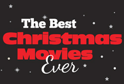 BEST CHRISTMAS MOVIES EVER