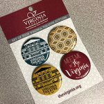 Virginia Theatre Button 4-Pack