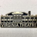 Virginia Theatre Enamel Pin