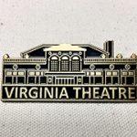 Virginia Theatre Enamel Pin